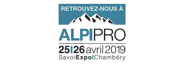 Rendez-vous à ALPIPRO 2019