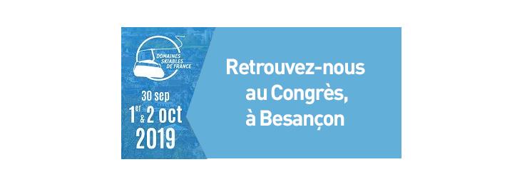 Congrès des Domaines Skiables de France